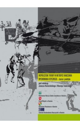 Współczesne trendy w metodyce wychowania fizycznego – teoria i praktyka - Ebook - 978-83-650-3812-8