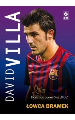 "David Villa - Francisco Javier Díaz"" picu"" - Ebook - 978-83-7773-755-2"
