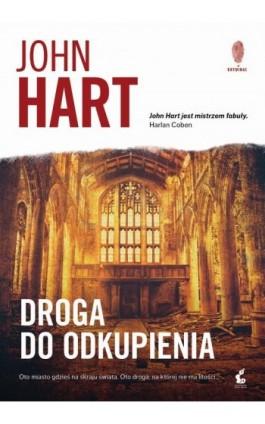 Droga do odkupienia - John Hart - Ebook - 978-83-8110-120-2