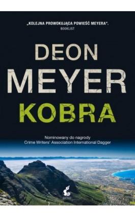 Kobra - Deon Meyer - Ebook - 978-83-8110-119-6