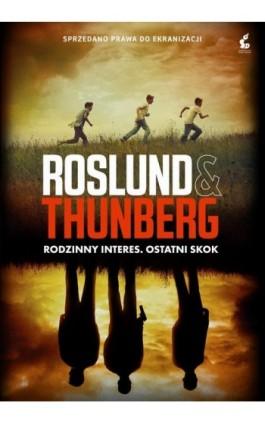 Rodzinny interes. Ostatni skok - Anders Roslund - Ebook - 978-83-8110-209-4