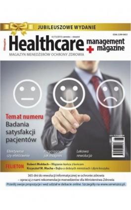 Healthcare Management Magazine 6 (11)/2013 czerwiec – sierpień - Ebook