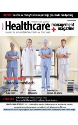 Healthacare Management Magazine 7 (12)/2013 wrzesień – październik - Ebook