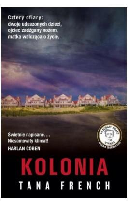 Kolonia - Tana French - Ebook - 978-83-6578-137-6