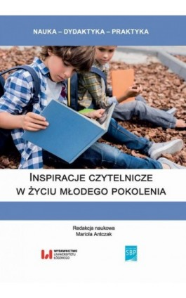 Inspiracje czytelnicze w życiu młodego pokolenia - Ebook - 978-83-8088-714-5