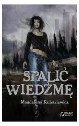 Spalić wiedźmę - Magdalena Kubasiewicz - Audiobook - 978-83-7995-064-5