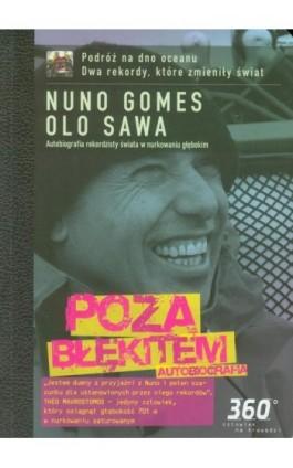 Poza błękitem - Nuno Gomes - Ebook - 978-83-62827-26-8