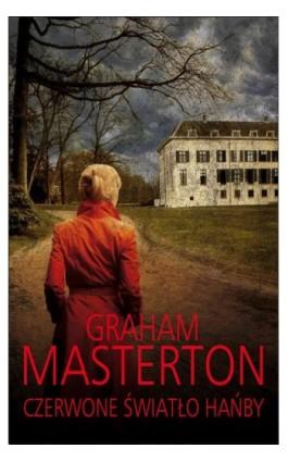 Czerwone światło hańby - Graham Masterton - Ebook - 978-83-7985-207-9