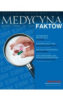 Medycyna Faktów 4/2012 - Ebook