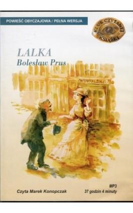 Lalka - Bolesław Prus - Audiobook - 978-83-7699-938-8