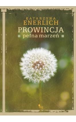 Prowincja pełna marzeń - Katarzyna Enerlich - Ebook - 978-83-7779-049-6