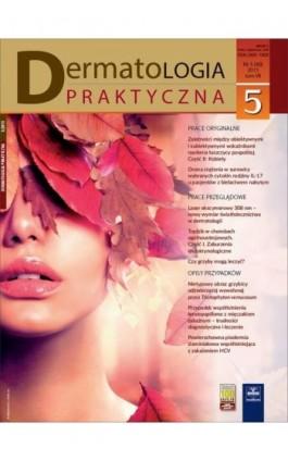 Dermatologia Praktyczna 5/2015 - Ebook