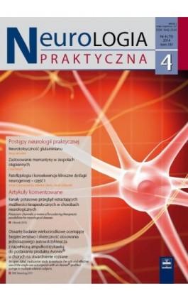 Neurologia Praktyczna 4/2014 - Ebook