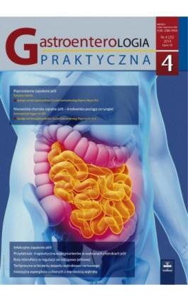 Gastroenterologia Praktyczna 4/2014 - Ebook