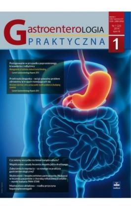 Gastroenterologia Praktyczna 1/2014 - Ebook