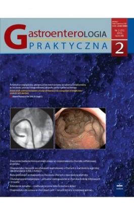 Gastroenterologia Praktyczna 2/2016 - Ebook
