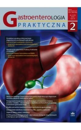 Gastroenterologia Praktyczna 2/2014 - Ebook