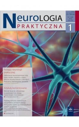 Neurologia Praktyczna 1/2016 - Ebook
