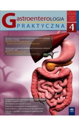 Gastroenterologia Praktyczna 4/2015 - Ebook