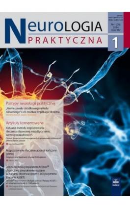 Neurologia Praktyczna 1/2014 - Ebook