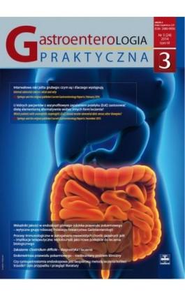 Gastroenterologia Praktyczna 3/2014 - Ebook