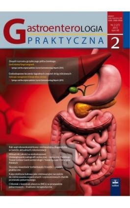 Gastroenterologia Praktyczna 2/2015 - Ebook
