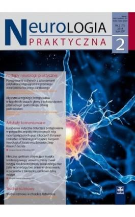 Neurologia Praktyczna 2/2014 - Ebook