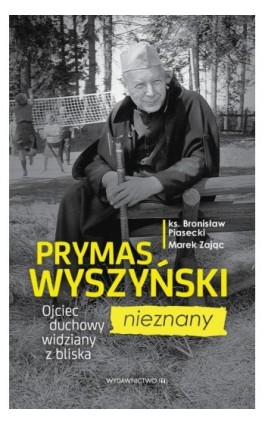 Prymas Wyszyński nieznany - Marek Zając - Ebook - 978-83-8043-129-4