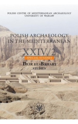 Polish Archaeology in the Mediterranean 24/2 - Ebook