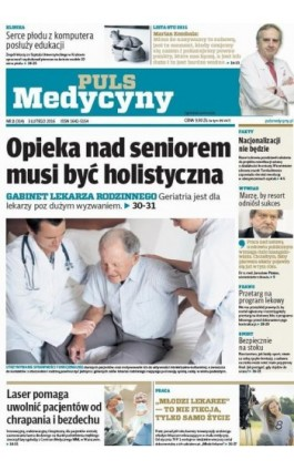 Puls Medycyny NR 2 (314) - Ebook