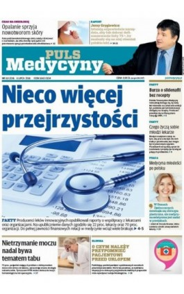 Puls Medycyny NR 12 (324) - Ebook
