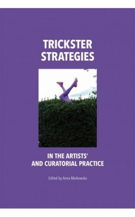 Trickster Strategies - Anna Markowska - Ebook - 978-83-62737-26-0