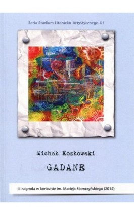 Gadane - Michał Kozłowski - Ebook - 978-83-7638-486-3