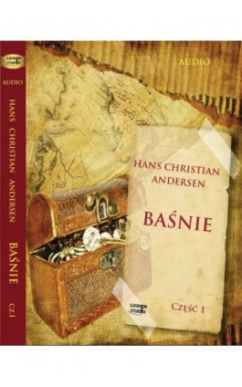 Baśnie Andersena cz. 1 - Hans Christian Andersen - Audiobook - 978-83-62797-02-8