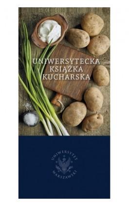 Uniwersytecka książka kucharska - Jacek Kurczewski - Ebook - 978-83-235-2779-4