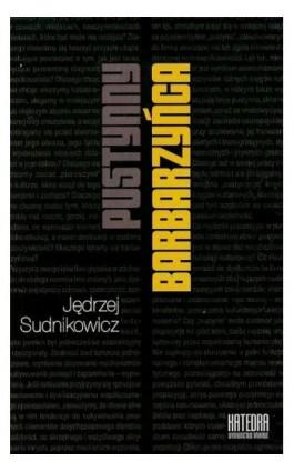 Pustynny barbarzyńca - Jędrzej Sudnikowicz - Ebook - 978-83-63434-85-4