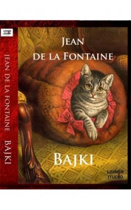 Bajki - Jean de la Fontaine - Audiobook - 978-83-61083-83-2