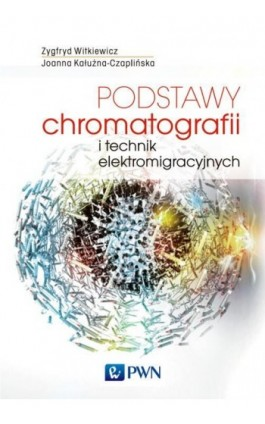 Podstawy chromatografii i technik elektromigracyjnych - Joanna Kałużna-Czaplińska - Ebook - 978-83-01-19248-8