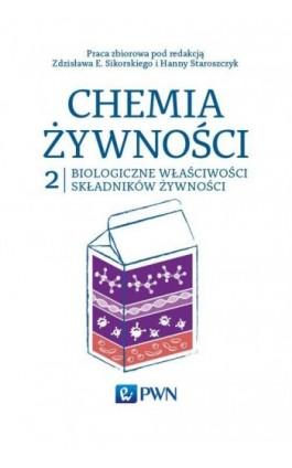 Chemia żywności Tom 2 - Ebook - 978-83-01-19692-9