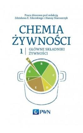 Chemia żywności Tom 1 - Ebook - 978-83-01-19691-2