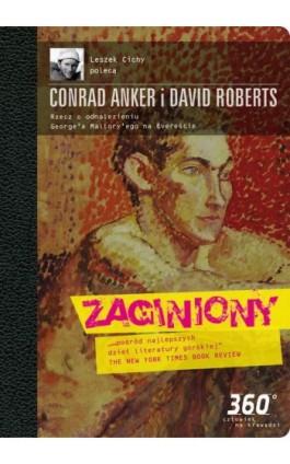 Zaginiony - Conrad Anker - Ebook - 9788362827220