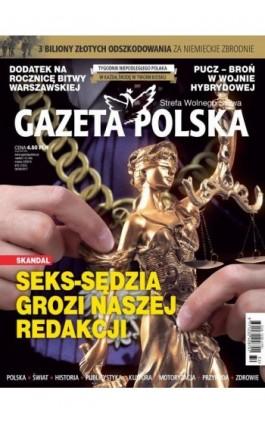 Gazeta Polska 16/08/2017 - Ebook