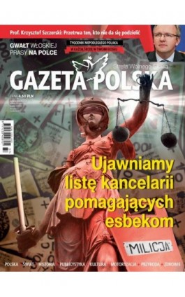 Gazeta Polska 13/09/2017 - Ebook