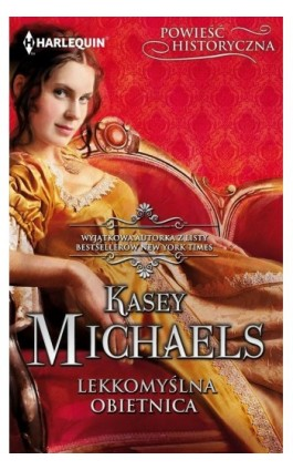 Lekkomyślna obietnica - Kasey Michaels - Ebook - 978-83-276-3203-6