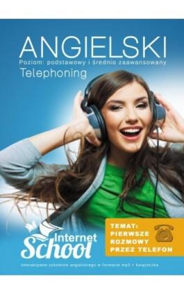 Angielski. Telephoning - Praca zbiorowa - Audiobook - 978-83-938223-4-8