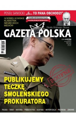Gazeta Polska 15/11/2017 - Ebook