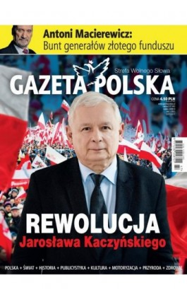 Gazeta Polska 22/11/2017 - Ebook