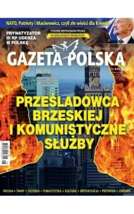 Gazeta Polska 29/11/2017 - Ebook