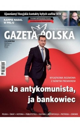 Gazeta Polska 13/12/2017 - Ebook