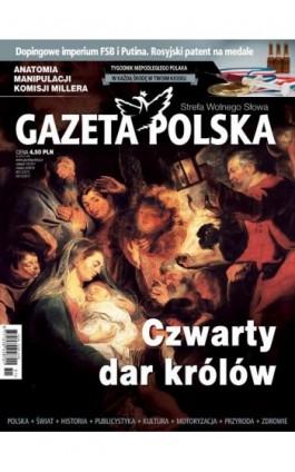 Gazeta Polska 20/12/2017 - Ebook